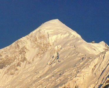Diran Peak 7254m