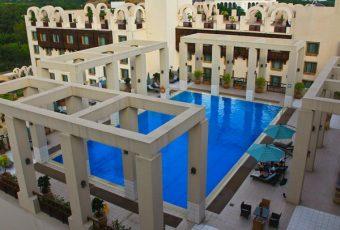 Serena Hotel Islamabad Swimming Pool
