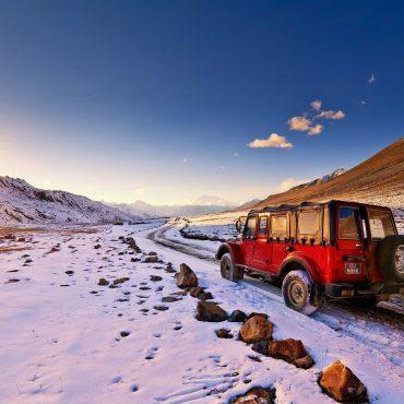 jeep safari explore pakistan