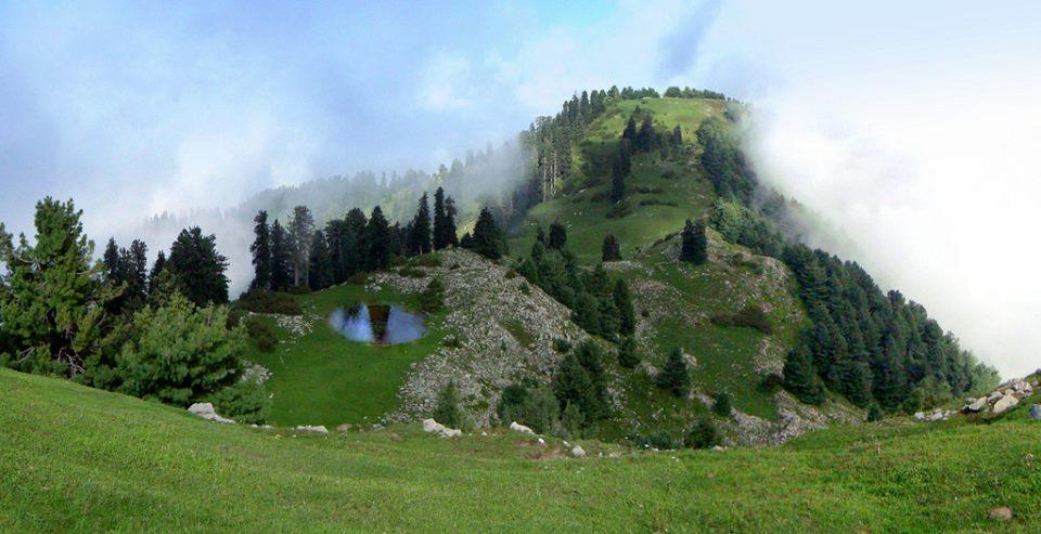 miranjani peak track 2980m
