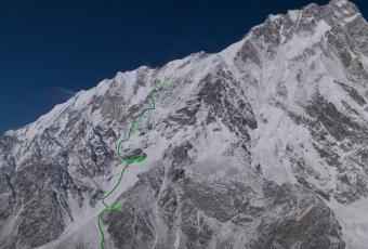 k7 peak expedition