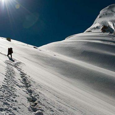 Jamal Pass Snow lake Trek