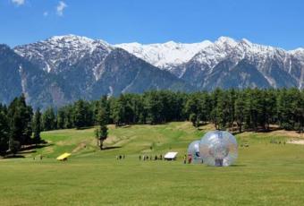 Kashmir, Jasmine Tours , Treeking in Pakistan